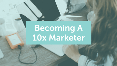 10x Marketer Course Graphic