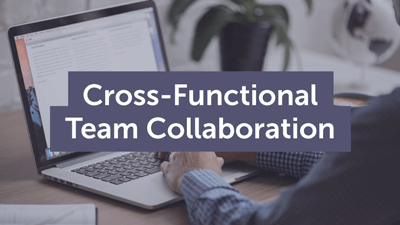 Cross-Functional Team Collaboration Course Graphic