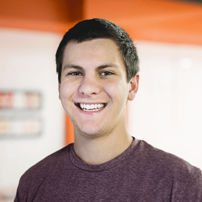 Mitch Helbling, Software Engineer